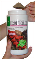 human intestinal parasite cleanse program herbal fiberblend
